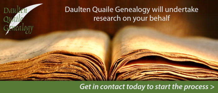 Daulten Quaile Genealogy